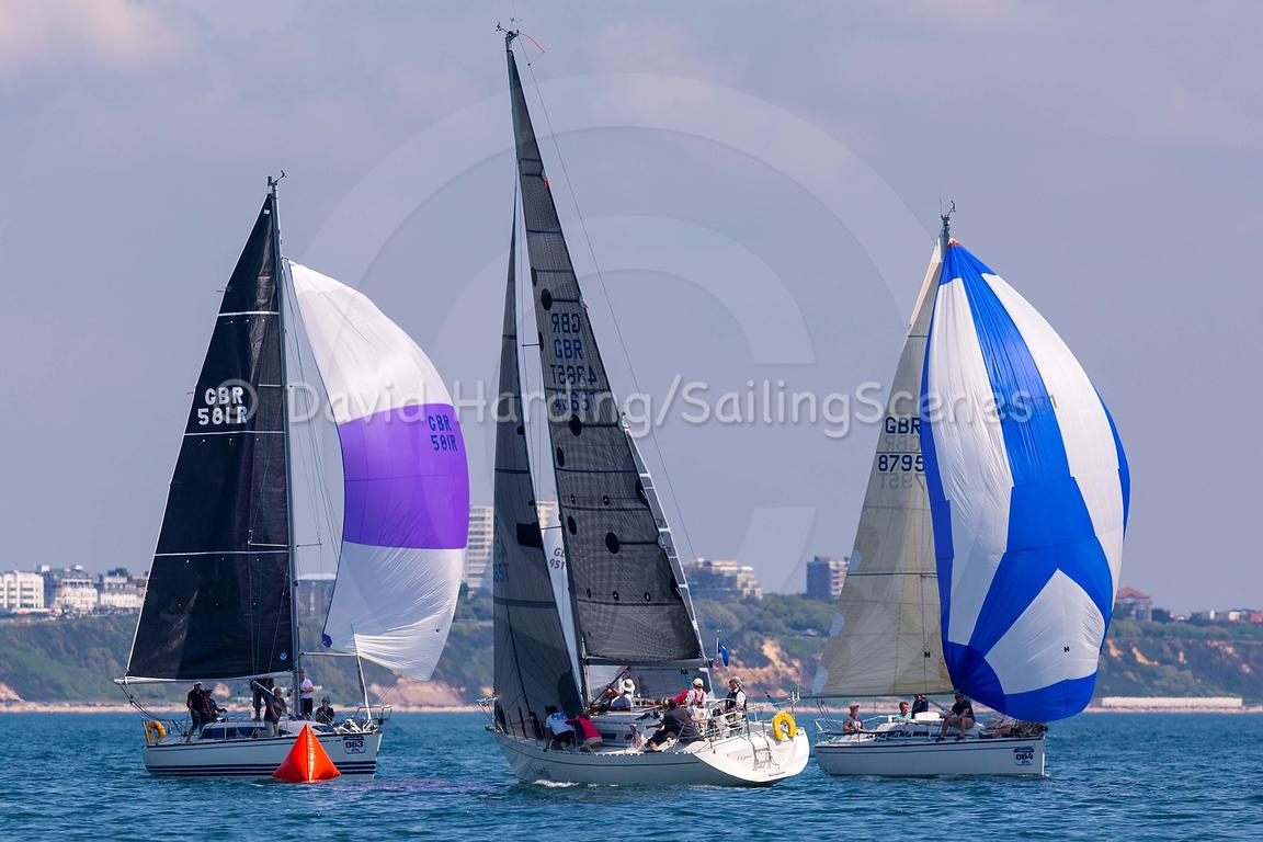 MS Amlin Enigma, GBR4365T, MG 346, Poole Regatta 2018, 20180528214