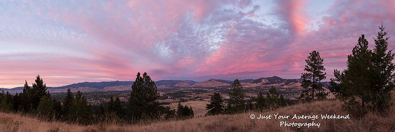 Missoula Sunset