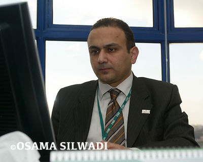 Ammar A. Aker .. Chief Executive Officer at Palestine Telecommuncations (Paltel) Group