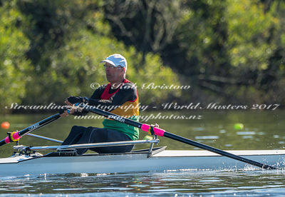 Taken during the World Masters Games - Rowing, Lake Karapiro, Cambridge, New Zealand; Tuesday April 25, 2017:   5054 -- 20170...