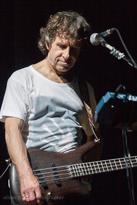 Pete Trewavas, bass, Sunday of the Marillion UK weekend, 2013, Wolverhampton