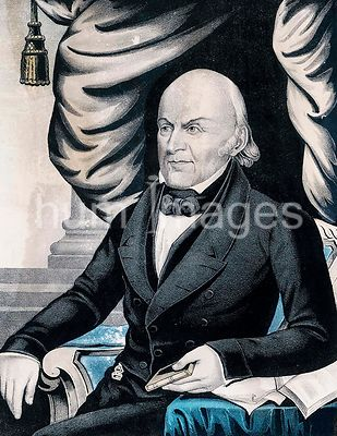 John Quincy Adams sixth President of the United States ca 1835-1856