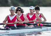 Taken during the World Masters Games - Rowing, Lake Karapiro, Cambridge, New Zealand; Tuesday April 25, 2017:   6467 -- 20170...