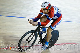 Master B Individual Pursuit, Ontario Track Championships, Day 1, April 10, 2015