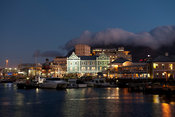 Victoria & Alfred Waterfront at night, Cape Town, South Africa