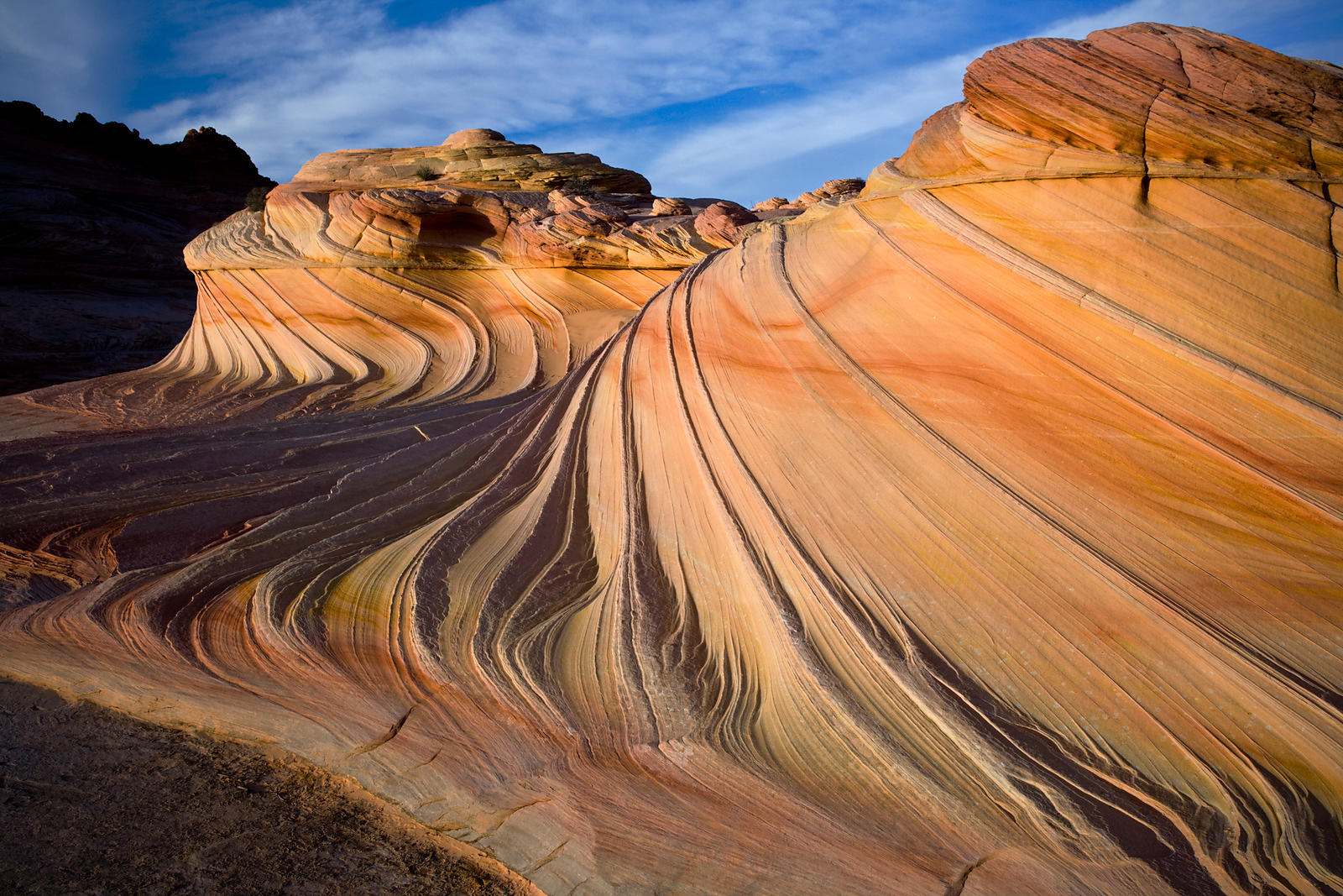 Coyote Buttes Sunset
