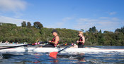 Taken during the World Masters Games - Rowing, Lake Karapiro, Cambridge, New Zealand; ©  Rob Bristow; Frame 1324 - Taken on: ...