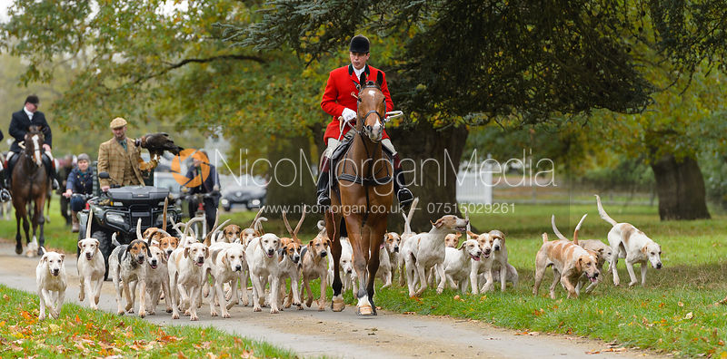Fitzwilliam Hunt Opening Meet 1/11