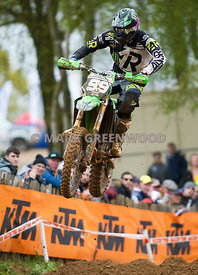 The Maxxis British Motocross Championship Round 3  - Canada Heights [3-5-2015]