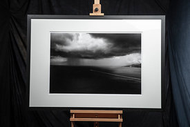 Versuvius Storm from Capri: 2016: Photographer: Neil Emmerson: £975