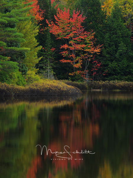 Fall_Color_Reflections_UP_Porcupine_Mountains_Fall_2017_0421