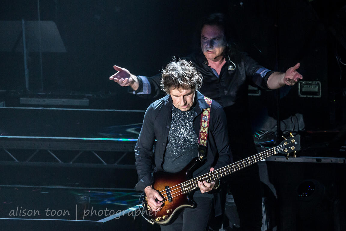 Steve Hogarth and Pete Trewavas, Mariillion