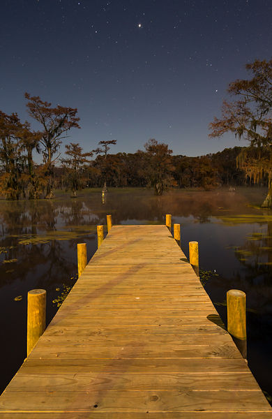 Dock at Shady Glade