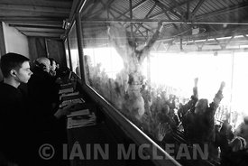 Albion Rovers..Cliftonhill Stadium, Coatbridge..11.3.17.Albion 3-4 Airdrie.Robbed!..Picture Copyright:.Iain McLean,.79 Earlsp...