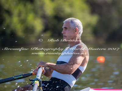 Taken during the World Masters Games - Rowing, Lake Karapiro, Cambridge, New Zealand; Tuesday April 25, 2017:   5135 -- 20170...