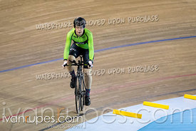 U17 Women Pursuit 3-4 Final. Canadian Track Championships (Jr/U17/Para), April 13, 2018