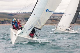 Mini Mayhem, GBR9063T, Melges 24, Weymouth Regatta 2018, 201809081261.