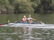 Taken during the World Masters Games - Rowing, Lake Karapiro, Cambridge, New Zealand; ©  Rob Bristow; Frame 3689 - Taken on: ...
