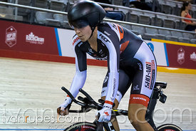 Women Individual Pursuit 3-4 Final. Canadian Track Championships, September 30, 2017