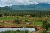 Chyulu hills, Tsavo West National Park, Kenya