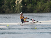 Taken during the NZSSRC - Maadi Cup 2017, Lake Karapiro, Cambridge, New Zealand; ©  Rob Bristow; Frame 2863 - Taken on: Satur...