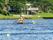 Taken during the NZSSRC - Maadi Cup 2017, Lake Karapiro, Cambridge, New Zealand; ©  Rob Bristow; Frame 2239 - Taken on: Saturday - 01/04/2017-  at 10:31.21