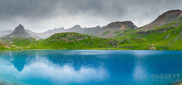 Summer Rain | San Juan Mountains, CO