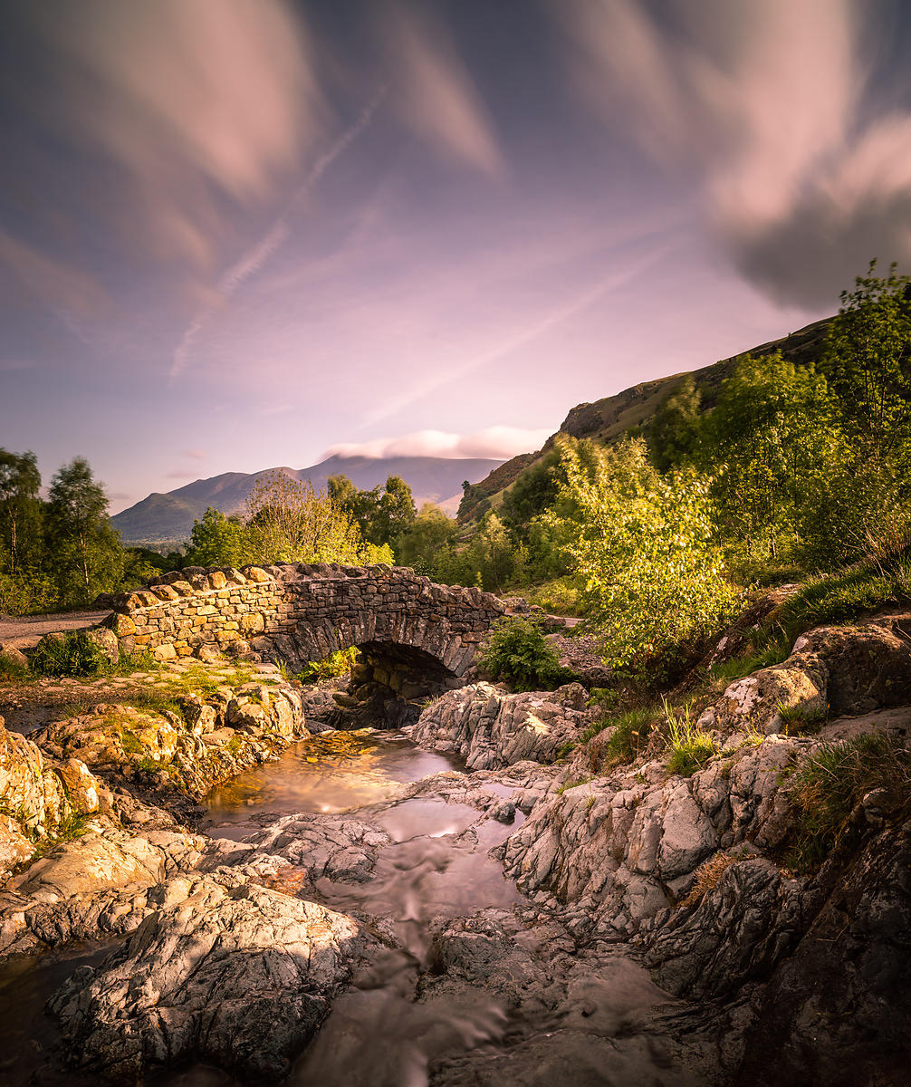 Ashness Bridge - Lake District Photography