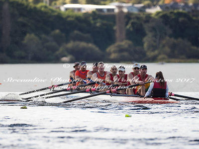 Taken during the World Masters Games - Rowing, Lake Karapiro, Cambridge, New Zealand; Tuesday April 25, 2017:   5927 -- 20170...