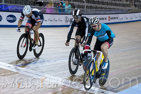 Men Keirin 7-12 Final, 2017/2018 Track Ontario Cup #1, Mattamy National Cycling Centre, Milton On, December 10, 2017