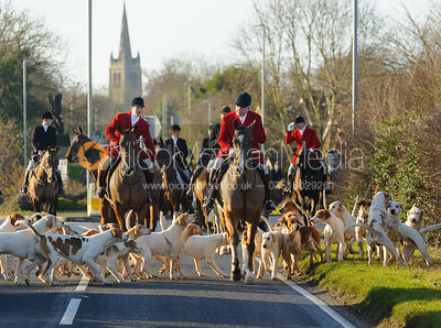The Cottesmore Hunt Boxing Day Meet in Oakham 26/12 photos