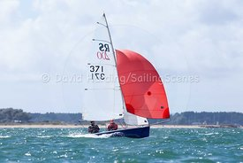 RS200 371, Zhik Poole Week 2015, 20150827380