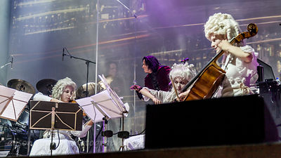 Marillion plus In Praise of Folly string quartet, Leicester