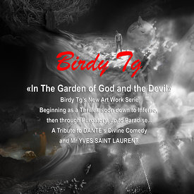 """Teasing: in the Garden of God and the Devil"""