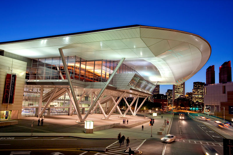 Boston Convention Center; The BCEC