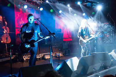 New Model Army - Rock City, Nottingham, UK (Saturday, 13th December 2014)