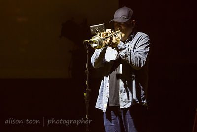 Neil Yates, trumpet, guest with Marillion