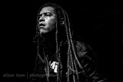Elias Soriano, vocals, Nonpoint