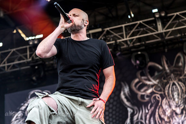 Meshuggah Chicago Open Air 2016