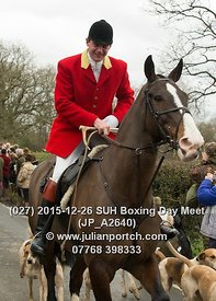 2015-12-26 SUH Boxing Day Meet 2015