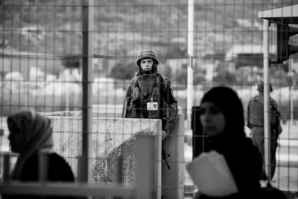 Beit iba checkpoint