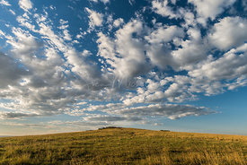 Clouds of Masai Mara