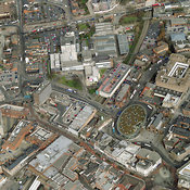 Walsall aerial photos