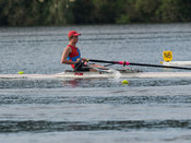 Taken during the NZSSRC - Maadi Cup 2017, Lake Karapiro, Cambridge, New Zealand; ©  Rob Bristow; Frame 2859 - Taken on: Satur...
