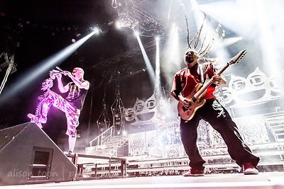 Ivan Moody and Zoltan Bathory, Five Finger Death Punch