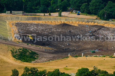 Landfill Site near Taverham, Norfolk