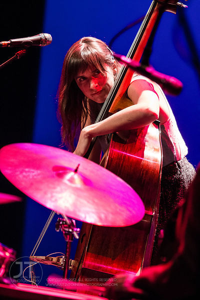 Hoopla - Lake Street Dive, Englert Theatre, March 25, 2014