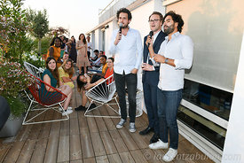 Barbecue Party le 18 Juillet 2018. Photo Laurent Zabulon