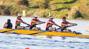 Taken during the World Masters Games - Rowing, Lake Karapiro, Cambridge, New Zealand; Tuesday April 25, 2017:   6491 -- 20170...