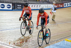 U17 Women Team Sprint 1-2 Final. Canadian Track Championships (Jr, U17, Para), April 14, 2019